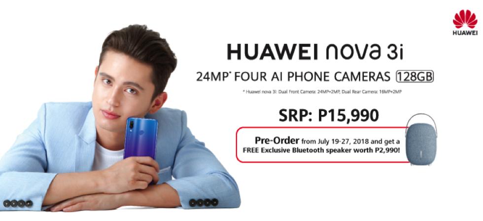 Huawei Pre Order