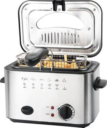 3D Deep Fryer MDF-836B