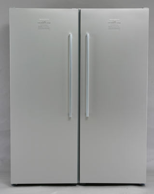 Fisher & Paykel 14.3cu. ft. Side by Side Refrigerator (E388LXFD)