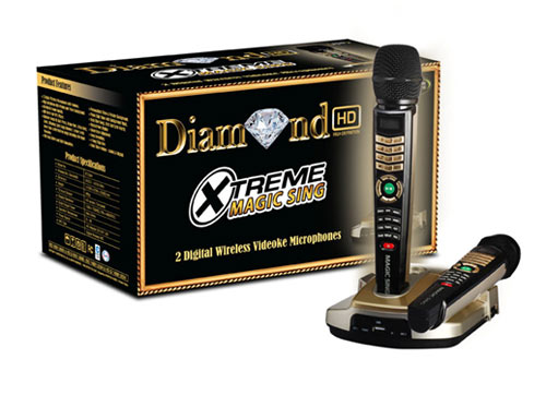 Xtreme Magic Sing Diamond HD