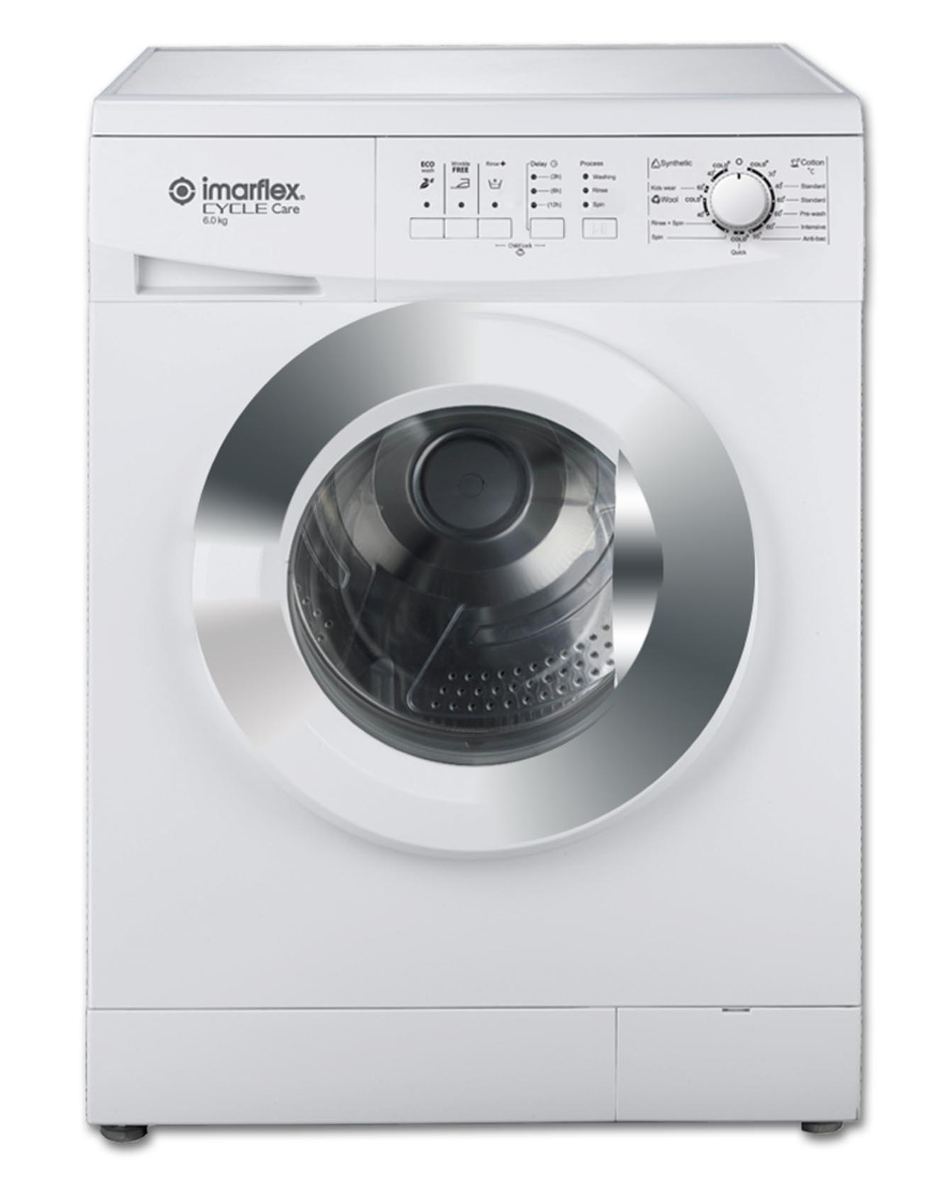 Imarflex Iwm 600f Front Load Washer Ambassador Home And