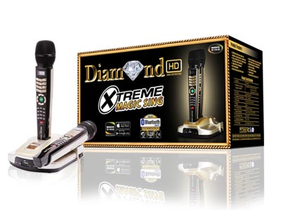 Xtreme Magic Sing Diamond HD-Smart Videoke