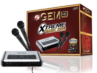Xtreme Magic Sing GEM HD-Smart Videoke