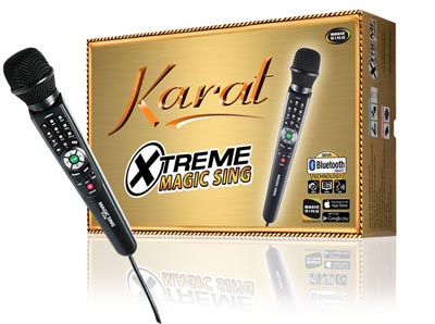 Xtreme Magic Sing KARAT-Smart Videoke