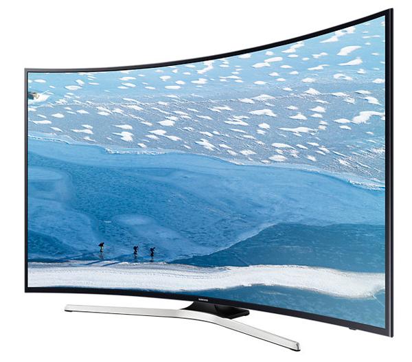 samsung 49 inch 4k uhd curved smart tv ku6300 series 6. Black Bedroom Furniture Sets. Home Design Ideas