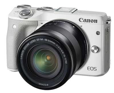Canon EOS M3 - 2