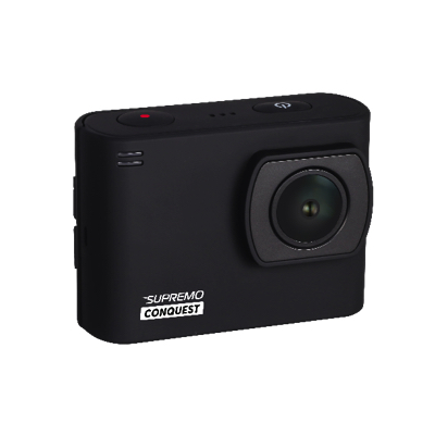 Supremo Conquest 4K Ultra HD Action Camera