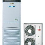 Hitachi 4.0TR Inverter Slim Type Model RPS-140AN/RAM-6FNS