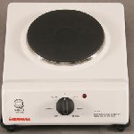 La Germania Electronic Stove E108W