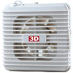 3D Ventilator Fan Duct Type VC-9DX