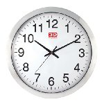 3D Wall Clock CL-611SP
