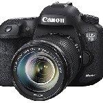 Canon DSLR EOS 7D Mark II