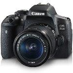 Canon DSLR EOS 750D