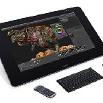 Wacom Cintiq 27QHD Creative Pen & Touch Display