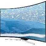 Samsung 55 inch 4K UHD Curved Smart TV KU6300 Series 6