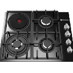 Tecnogas Built-on Hob TBH6031CTG