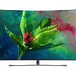 Samsung QA65Q8CNAG 65-inch 4K QLED Curved Smart TV