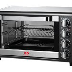 3D Electric Oven EO-28RC