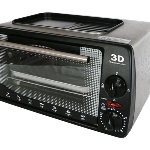 3D Oven Toaster OT-11BS4TG