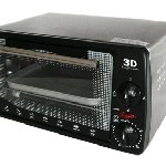 3D Oven Toaster OT-11BS