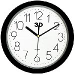 3D Wall Clock WL-533SP