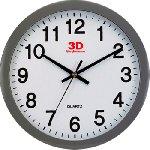 3D Wall Clock WL-688SP