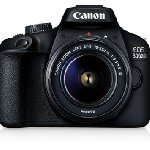 Canon EOS 3000D Mirrorless Camera