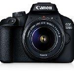 Canon EOS 3000D Mirrorless Camera