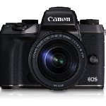 Canon EOS M5 Mirrorless Camera (EF-M18-150 IS STM)