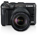 Canon EOS M6 Mirrorless Camera (EF-M18-150 IS STM)
