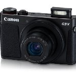 Canon PowerShot G9 X Mark II Digital Camera