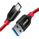 Anker PowerLine+ USB-C to USB 3.0 Cable 3ft.