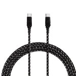 Energea DuraGlitz USB-C to USB-C Cable