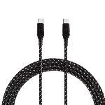 Energea DuraGlitz USB-C to USB-C Cable