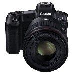 Canon EOS R Mirrorless Camera (RF24-105mm f/4L IS USM)