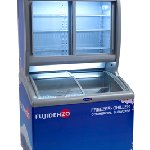 Fujidenzo SUC-150 ADF Showcase Freezer & Chiller