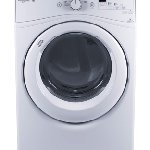 Whirlpool WED75HEFW 13 kg. Electric Dryer