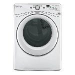 Whirlpool WGD75HEFW 13 kg. Gas Dryer